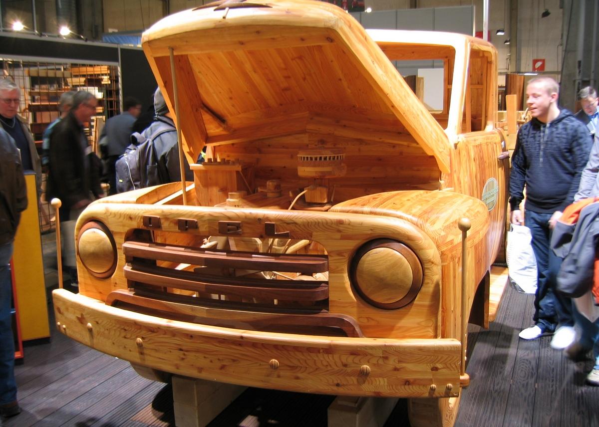 Messe 2008 + trælastbil 009
